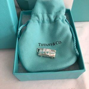 Tiffany & Co. Taxi Cab Charm